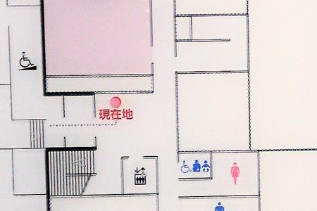 川崎火力発電所案内板