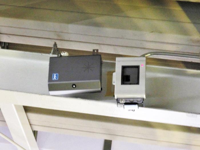 西武線西武新宿駅音声案内装置