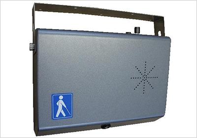 音声案内情報装置
